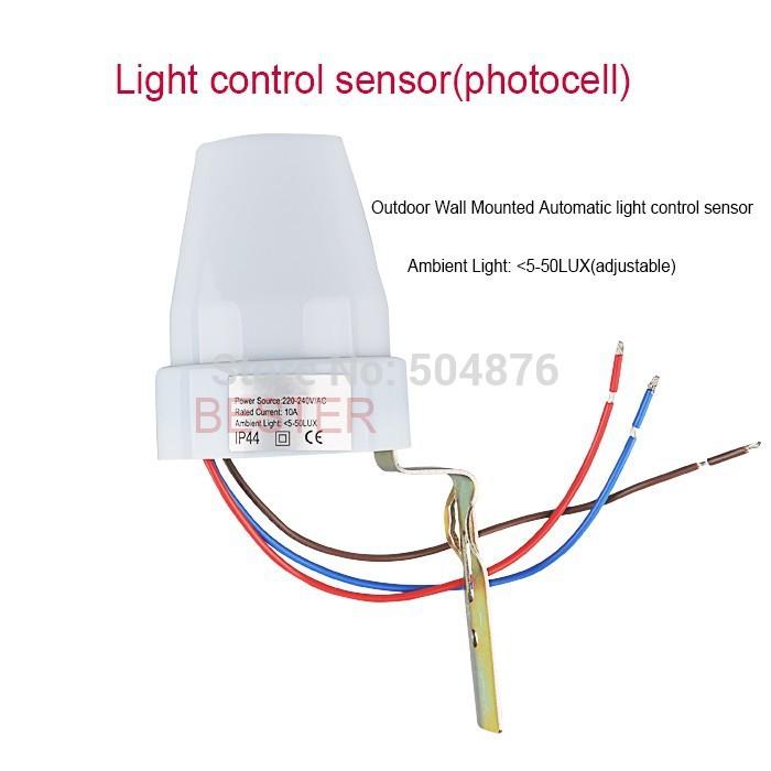 photocell sensor wiring diagram - cancigs, Wiring diagram