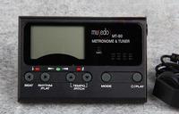Brand New Hot ! 3pcs Electronic Digital 3 in 1 LCD Violin Guitar Metronome Tone Generator Tuner Freeshipping Dropshipping MT-80