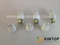 6x T15 5 SMD 5050 LED Bulb White