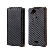 carbon fiber flip case promotion