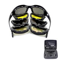 Daisy C5 Desert Storm SunGlasses Tactical Goggles Mountain Bike Cycling Outdoor Sports Eyewear UV400 Glasses
