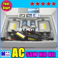 F5 Fast start hid kit H1 H3 H7 H8 H9 H11 9005 9006 xenon hid kit 4300k 6000K 8000K hid conversion kit id 0923CX2013