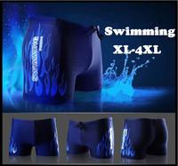 2014 Super Sexy Fashion Swimming Trunks Mens Swim Trunks Slim Swimwear Beach Short Boxers Size XL,XXL,XXXL, XXXXL Free Shipping