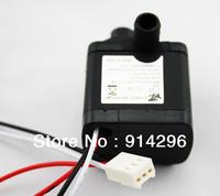 2S1P DC 3.5-12V 0.5-5W 100-350L/H  mini SOLAR/DC water pump for Garden Fountain, Aquarium, Water Circulating