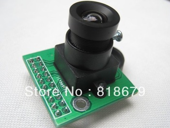 1pc new 2 Mega pixel Camera Module MT9D111 JPEG Out +High quality Lens,freeshipping