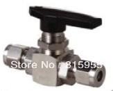high pressure stainless steel ball valve
