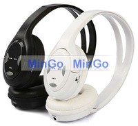 Digital music headphone with FM radio, Multi-function Wireless MP3 player