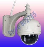Specail price! Dericam M601W Outdoor IP Camera Night Vision + IR CUT 4-9mm 3xZoom Optical Lens
