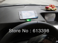free shipping Multi-functional car Anti Slip pad PU gel  Mobile Phone Shelf Antislip Mat For GPS/ MP3/ IPhone/ Cell Phone Holder