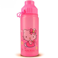 Promotion price! Free shipping 10PCS/LOT,  2013 New arrive cartton water bottle Plastic sports bottles for children Cute gifts