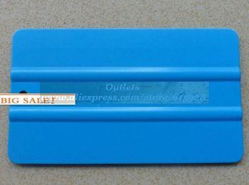 Top Quality 2pcs qili Deluxe Car Auto Vehicle Window Vinyl Film wrap Application installation Scrape Tools Scraper Kit