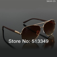 Free Shipping 2013 New Fashion Sunglasses Men Sunglass oculos de sol Sun Glasses Eyewear Designer Innovative Items S634