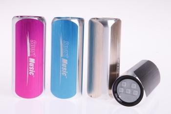 Sports Music Portable Mini Speaker/Sound Box MP3 Player support FM Radio and Micro SD/TF card