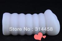 free shipping 4.5*12cm silicone realistic vagina pussy masturbation sex doll fleshlight cup masturbator sex toy for men l285