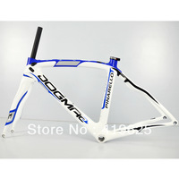Free shipping bicycle pinarello pinarello dogma 65.1 think2 frame road bike frame  fork+seatpost+head set black blue