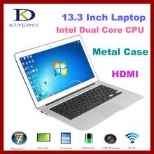 "hotselling!!!13.3"" Super Thin Laptop&Notebook_Intel i3 Dual Core 1.80Ghz_Quad Threads, 4GB RAM&32GB SSD,Webcam,8400Mah Battery(China (Mainland))"