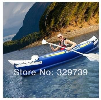 Aquamarina svanna casual style canoe inflatable kayak inflatable boat aluminum alloy