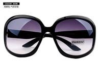 free shipping fashion parzin sunglasses sun glasses large frame