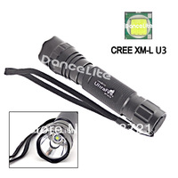 Upgrade~!!! CREE XM-L U3 1300LM LED Flashlight UltraFire WF-501B U3 LED Torch w/Handstrip