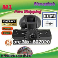 Full HD HDMI 1080P 120 degree 4XIR light car vehicle camera DVR G-Sensor 1.5'