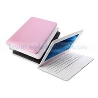 "Free Shipping 10"" TFT Netbook Android Laptop Notebook VIA8550 1.5GHz, 512MB DDR3, 4G Harddisk WIFI Ultrabook Children Laptop"