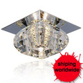 modern crystal Ceiling light living room Ceiling lamp crystal Ceiling lights hallway lighting  porch lights 1pc free shipping