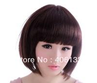 hot sale 100% human hair,short human hair wigs, human hair short wig,BOBO STYLE wigs,mother wigs, noble short wigs,