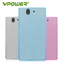 Vpower Magic petticoats Series for Sony Xperia z l36h L36i case,with free screen Protector with retail packing Free shipping