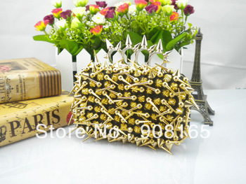 2013 fashion handbag,2013 designer chain handbags wholesale,revit punk clutch handbags free shipping
