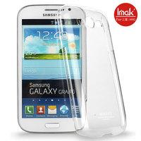 Free Ship 1pcs screen protector + IMAK Crystal hard Case for Galaxy Grand DUOS i9080 i9082 / Galaxy Grand Neo i9060 retail box