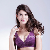 2013 free shipping plus size  bra queen lingerie comfortable ultra-thin bra essential oil push up new arrival bra  B C D cup