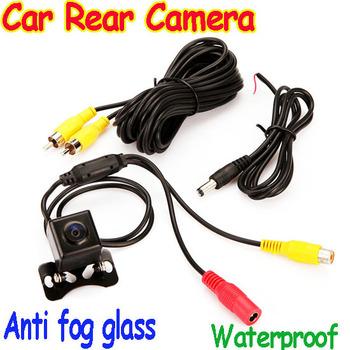 Waterproof 150 degree Angle Backup Car Rear Camera View Reverse Backup vehicle rear camera free shipping Wholesale
