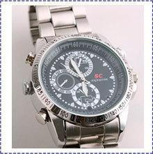 Free Shipping 4GB Mini HD Waterproof Camcorder Watch Video Recorder Watch Camera DVR 4G
