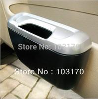 Vehicular rubbish box car trash automobile collection box / environmental protection car trash auto supplies