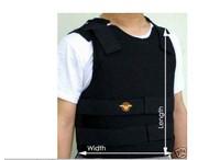 Kevlar Bullet Proof Vest Bulletproof Level IIIA Size M 2013 size M bulletproof vest best quality