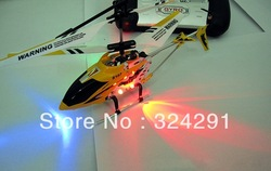 HOT SALE!!Box Package! Metal 3CH RC Helicopter,Remote Control Helicopter,Gyro Toy nice gift for children(China (Mainland))