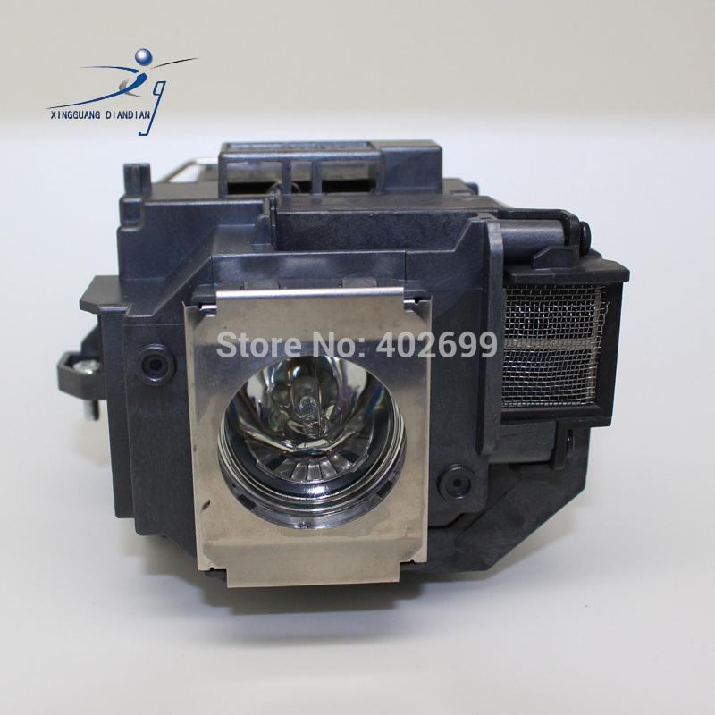 Elplp54 projektorlampe für ex31, ex51, ex71 multimedia-projektoren und die 705hd mit gehäuse