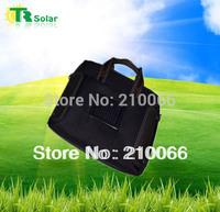 Freeshipping 1.0W 1500MAH Solar Bag Charger Solar Handbag in mobile phone Charger For MP3/4,PDA,PSP,Digital Camera