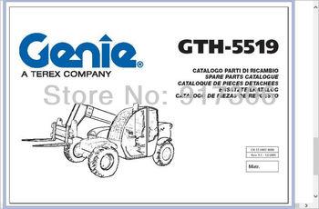 Genie Forklifts Spare Parts 2008