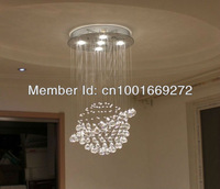 Fashion crystal lamp bedroom lamp Restaurant lights chandelier
