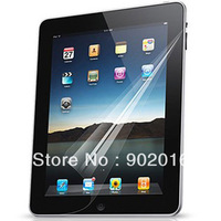 (2pcs) Anti-glare LCD Screen Protector Film For Apple iPad 2 3 4 Generation (Free shipping)
