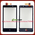 100% Guarantee original For Nokia Lumia 820 Touch screen digitizer with Frame Assembly Free shipping