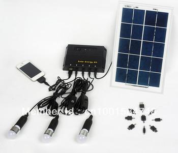 5w mini solar home kits solar home system