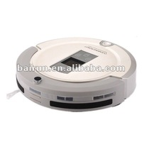 Multifunctional Robot Vacuum High Quality Free Shipping(Vacuum, Mop, Sweep,  UV Sterilize,  Auto Recharging, CE, RoHS)
