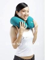 Free shipping on the Massage Pillow electric U-shaped massage pillow cervical vibration massage