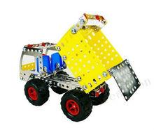 building truck promotion