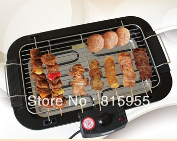 Electric oven household BBQ electric grill barbecue grill electric oven electric griddles