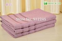 FREE SHIPPING Bamboo Fiber Beach Towel 70*140CM 380g Adult Bath Towel Natural & Eco-friendly Home Textile 3 Colors H0025
