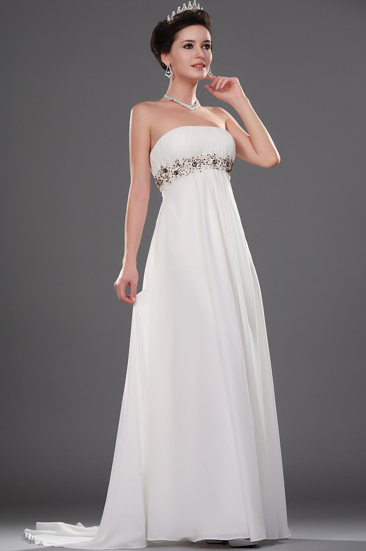 Robe de soirГ©e blanche