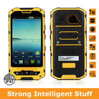 "Arrival Original A2 IPS Dustproof Waterproof Rugged Outdoor Smart phone 4.3"" Screen Dual SIM MTK6575 RAM 4GB/4GB 3000mAh"